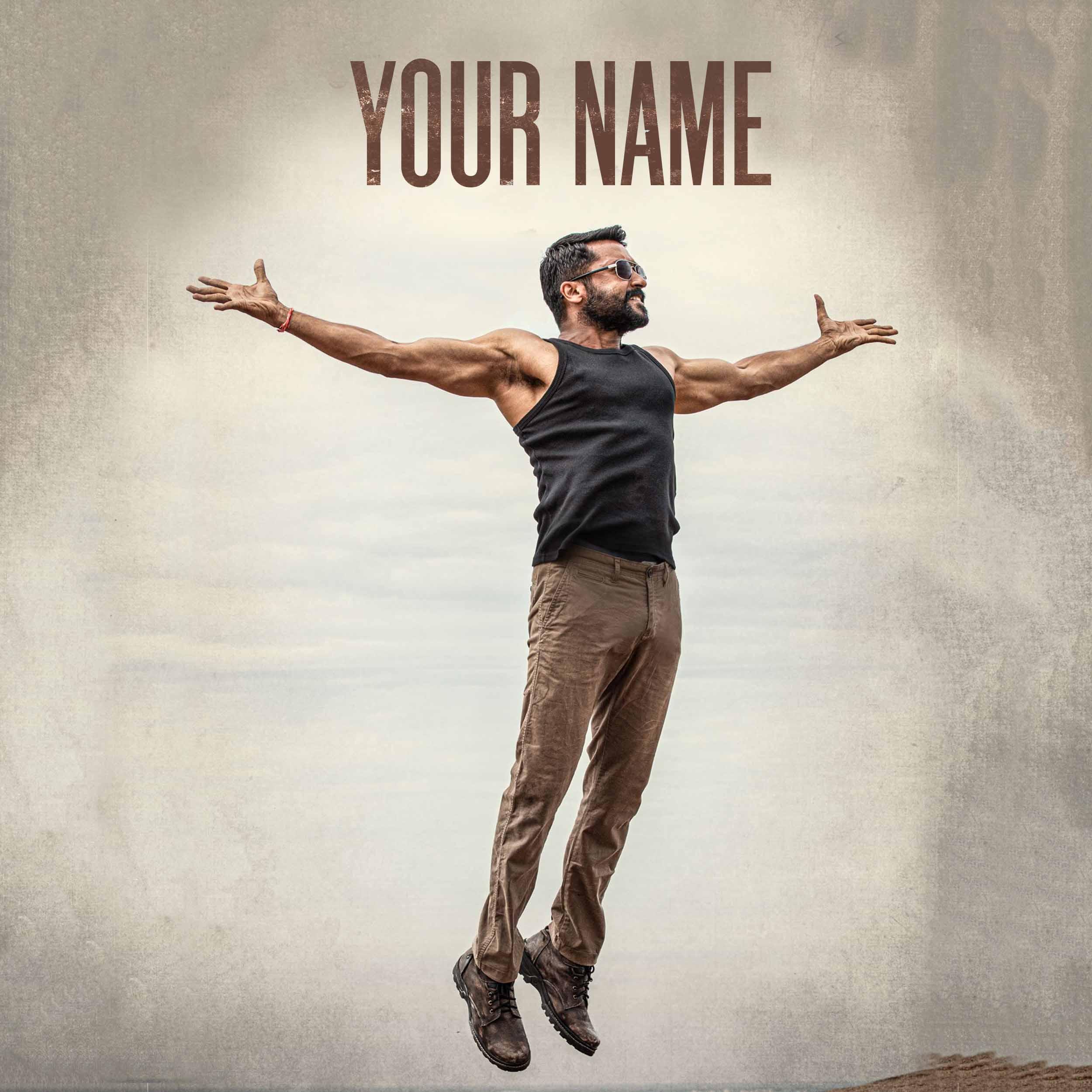 Soorarai Pootru Movie Font
