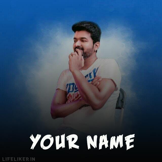 Vijay Movie Font Generator