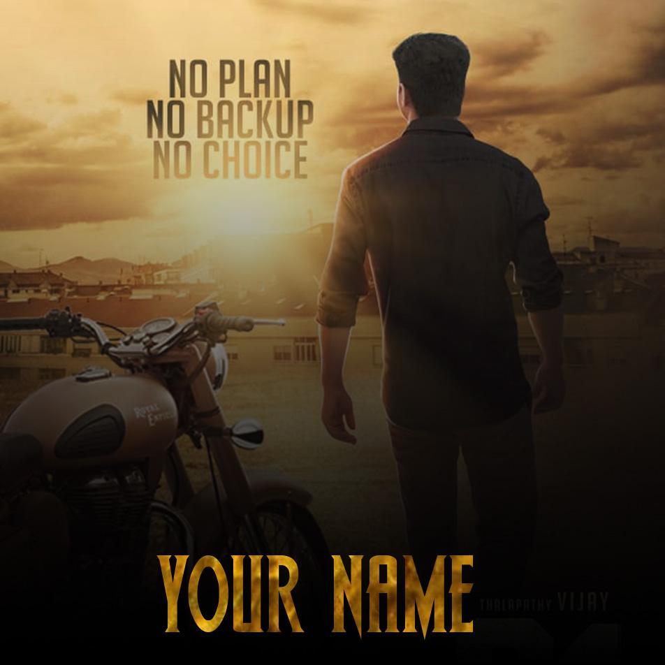 Vijay Movie Font Generator - Life Liker in